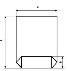 мешок коробчатый тип 1