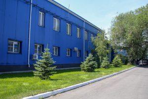 Волгопромтранс производственный корпус