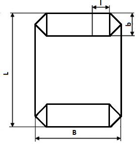 мешок коробчатый тип 2