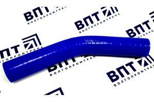 130-1303010 Б2 Патрубок силиконовый радиатора ЗИЛ-130 (верхний)