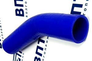 130-1303025 Б2 Патрубок радиатора ЗИЛ-130 (нижний) силикон