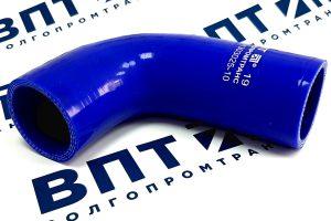 3302-1303025-10 Патрубок радиатора ГАЗ-3302 (отводящий) силикон