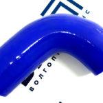 3302-1303025-10 Патрубок силиконовый радиатора ГАЗ-3302 (отводящий)