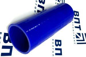 5320-1303026 Патрубок радиатора КАМАЗ (нижний длинный) силикон